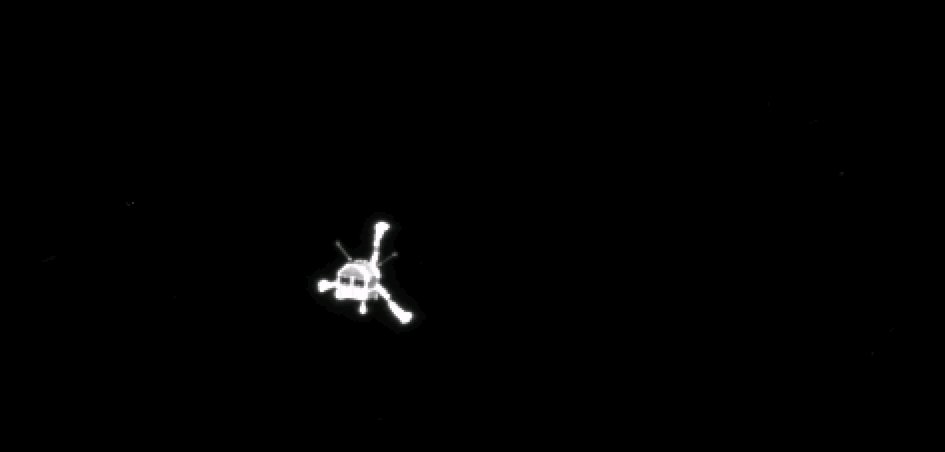 Philae's Leap for Mankind